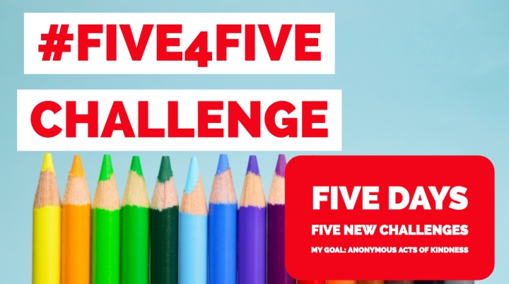 #Five4Five: The Third Round